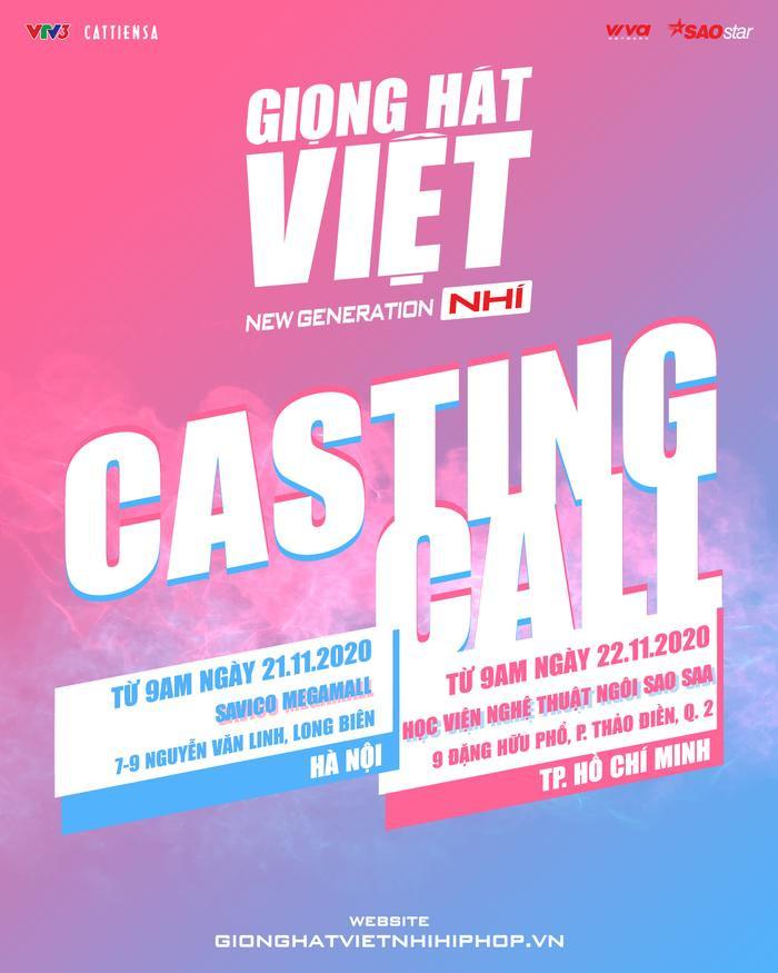 Giọng hát Việt nhí 2021 phiên bản mới sôi động tuyển sinh 21-22/11: Giải thưởng 1 tỷ đồng cho Quán quân Ảnh 4