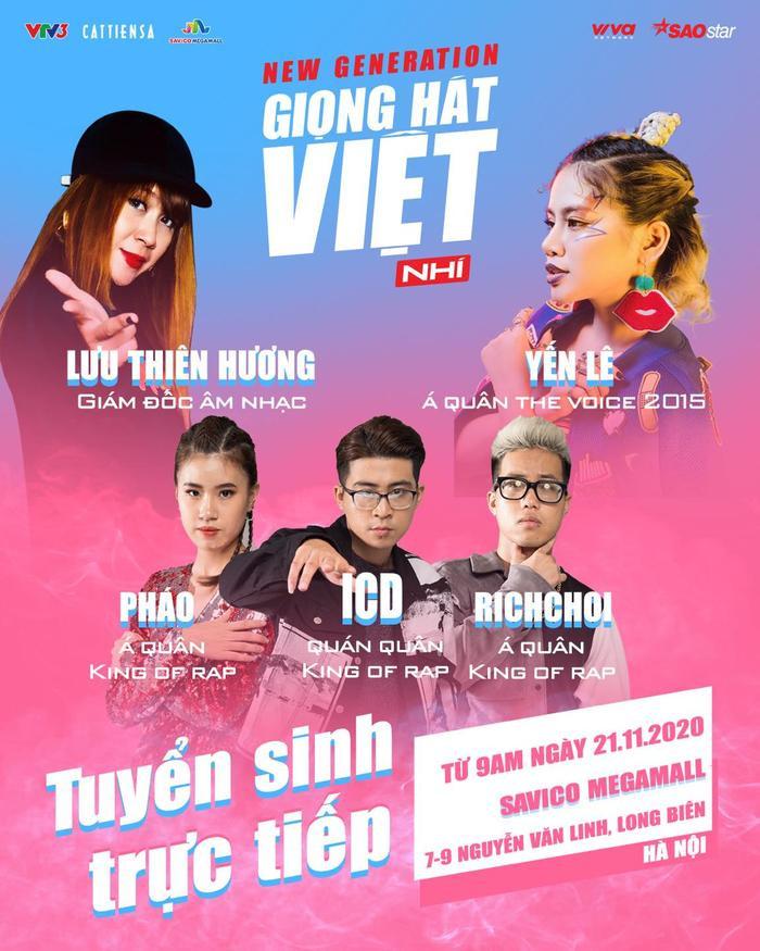 Giải đáp mọi thắc mắc về Giọng hát Việt nhí 2021 phiên bản mới: New Generation Ảnh 3