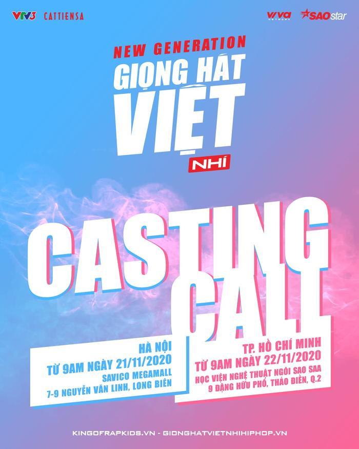 Giải đáp mọi thắc mắc về Giọng hát Việt nhí 2021 phiên bản mới: New Generation Ảnh 1