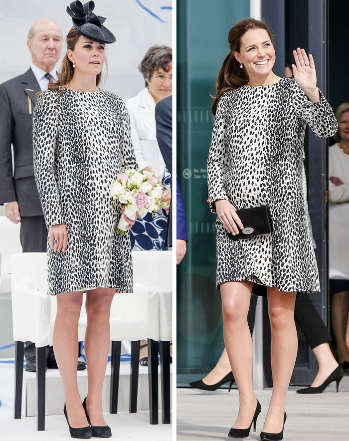 Bí quyết mặc lại váy áo cũ mà không gây nhàm chán của Kate Middleton Ảnh 11