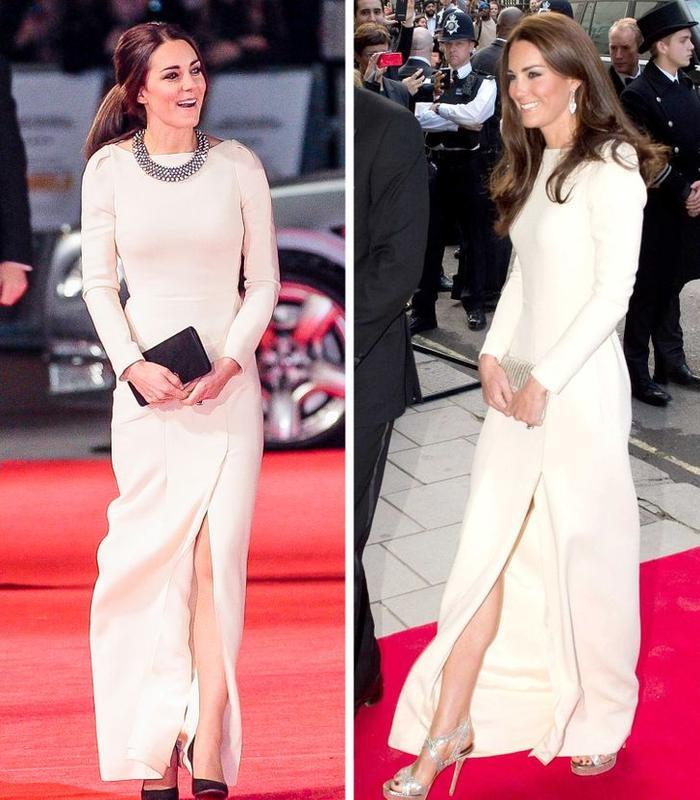 Bí quyết mặc lại váy áo cũ mà không gây nhàm chán của Kate Middleton Ảnh 9
