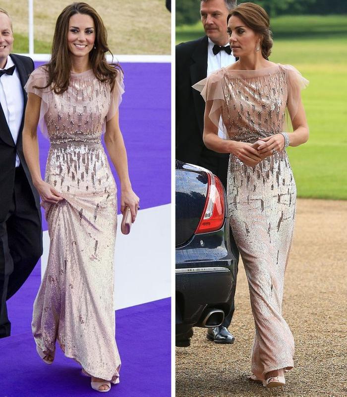 Bí quyết mặc lại váy áo cũ mà không gây nhàm chán của Kate Middleton Ảnh 8