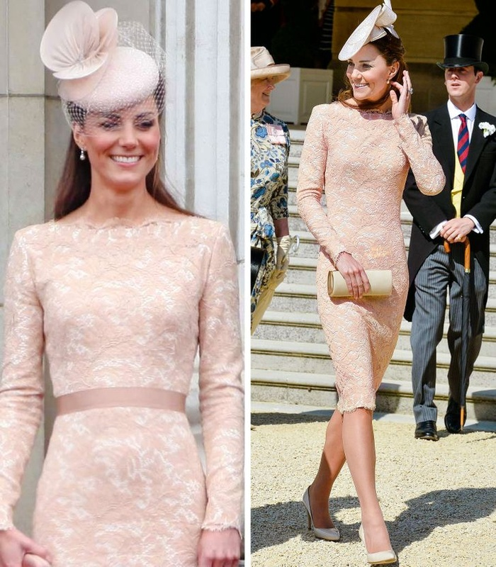 Bí quyết mặc lại váy áo cũ mà không gây nhàm chán của Kate Middleton Ảnh 7