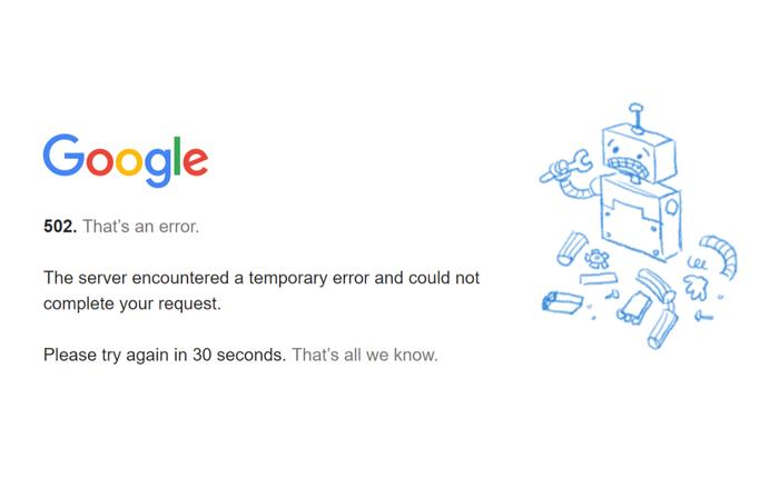YouTube sập trên toàn cầu, không thể xem video: Google chính thức lên tiếng Ảnh 5