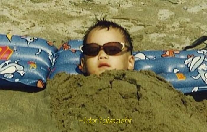 'Rụng rời' với bộ ảnh thời thơ ấu của BTS: Jin và V tựa hoàng tử, J-Hope như 'rich kids' chính hiệu Ảnh 24