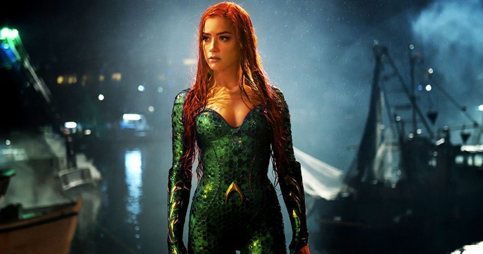 Bị khán giả tẩy chay, Amber Heard vẫn vui vẻ thông báo sẽ tái xuất trong 'Aquaman 2' Ảnh 3