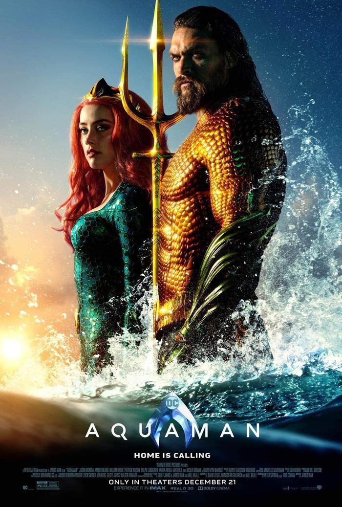 Bị khán giả tẩy chay, Amber Heard vẫn vui vẻ thông báo sẽ tái xuất trong 'Aquaman 2' Ảnh 1