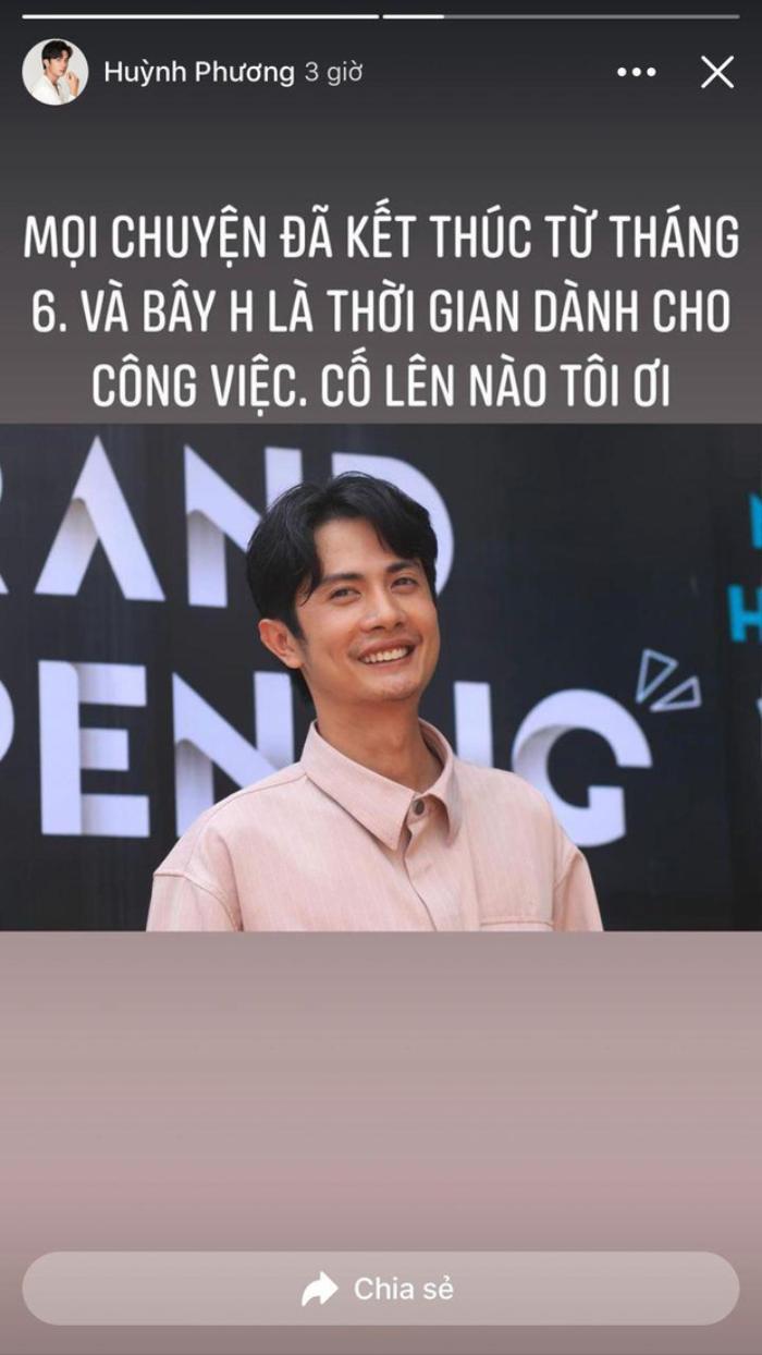 Huỳnh Phương tiết lộ thời điểm chia tay Sĩ Thanh, nhưng netizen lại hoang mang tột độ Ảnh 3