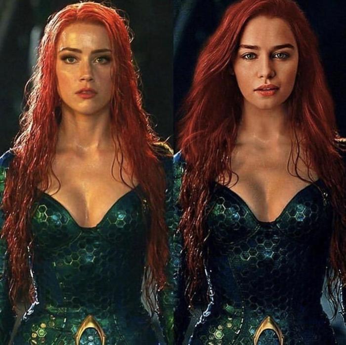Ngôi sao 'Game Of Thrones' sẽ thay thế Vợ cũ Johnny Depp trong 'Aquaman 2' ? Ảnh 7