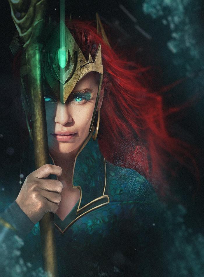 Ngôi sao 'Game Of Thrones' sẽ thay thế Vợ cũ Johnny Depp trong 'Aquaman 2' ? Ảnh 5
