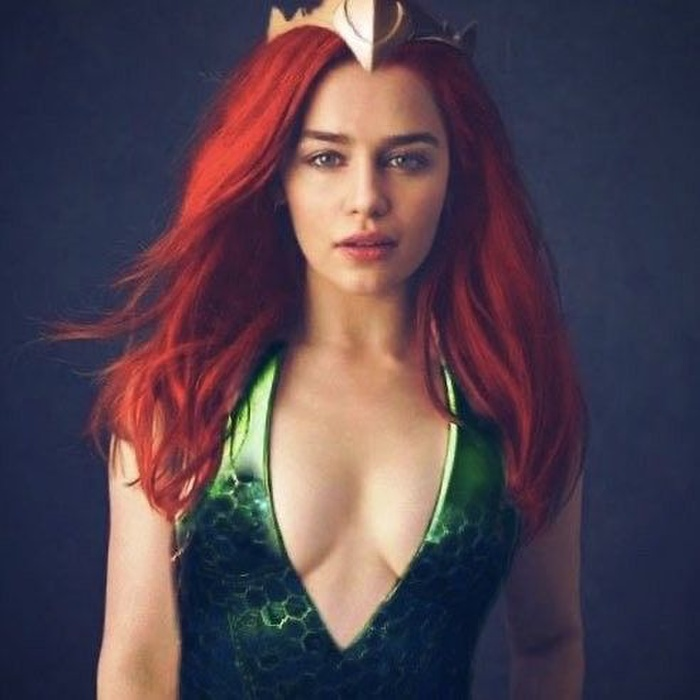 Ngôi sao 'Game Of Thrones' sẽ thay thế Vợ cũ Johnny Depp trong 'Aquaman 2' ? Ảnh 6
