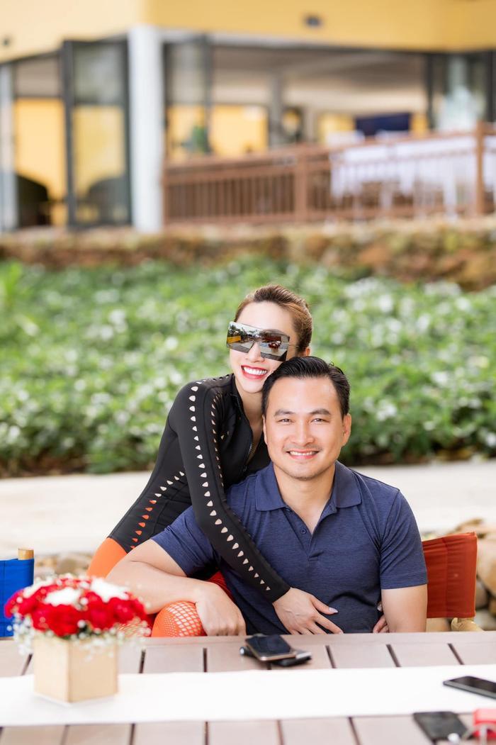 Sau sóng gió, tình yêu của Chi Bảo và bạn gái kém 16 tuổi ngày càng bền chặt Ảnh 2