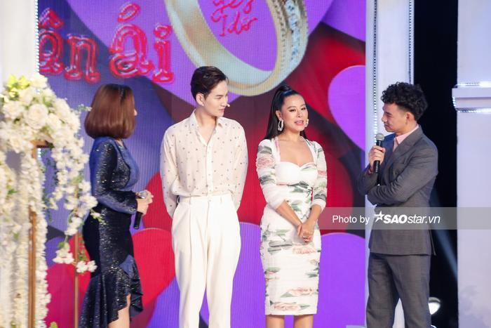 Nam Thư kể chuyện cãi mẹ khi yêu, Ali Hoàng Dương 'đoán' tâm lý phụ nữ cực chuẩn tại Chân ái Ảnh 3