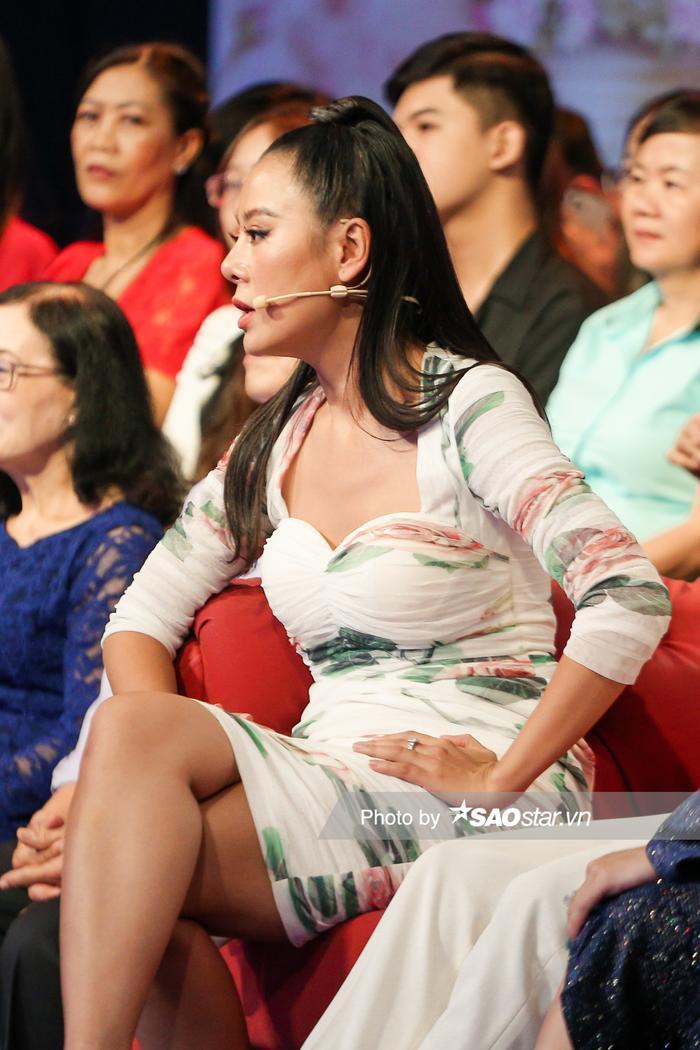 Nam Thư kể chuyện cãi mẹ khi yêu, Ali Hoàng Dương 'đoán' tâm lý phụ nữ cực chuẩn tại Chân ái Ảnh 8