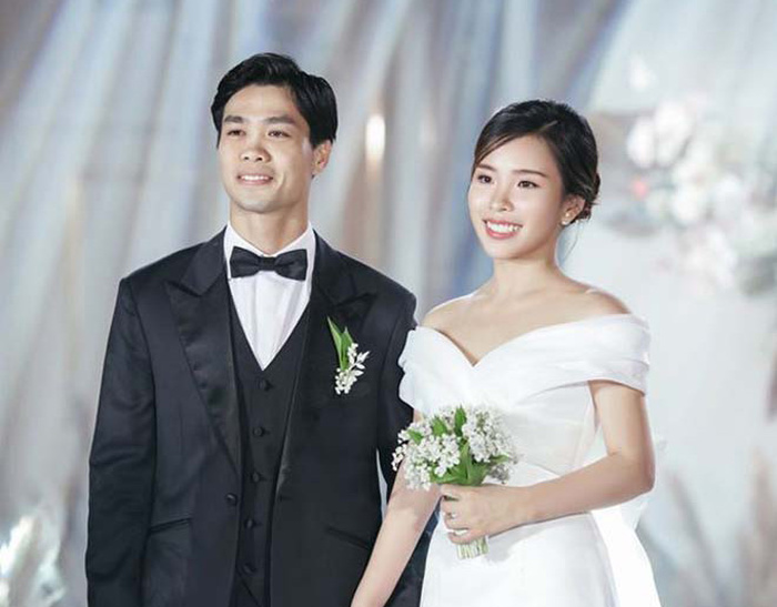 Nhan sắc ngọt ngào đằm thắm của cô dâu Công Phượng trong ngày cưới Ảnh 4