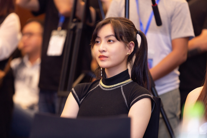 Họp báo 'Thanh Sói': Đả nữ Việt Nam tiếp theo gọi tên Đồng Ánh Quỳnh và cả Tóc Tiên Ảnh 25