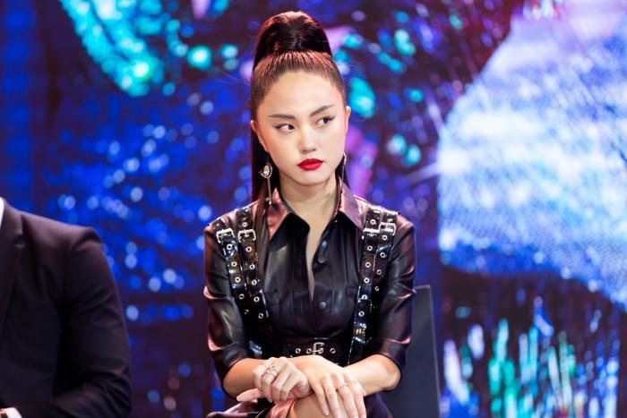 Họp báo 'Thanh Sói': Đả nữ Việt Nam tiếp theo gọi tên Đồng Ánh Quỳnh và cả Tóc Tiên Ảnh 19