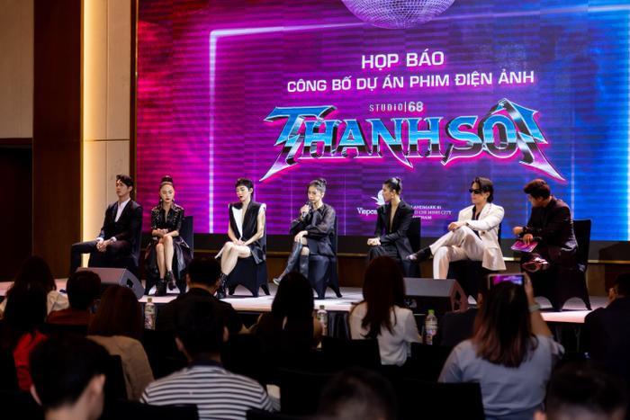 Họp báo 'Thanh Sói': Đả nữ Việt Nam tiếp theo gọi tên Đồng Ánh Quỳnh và cả Tóc Tiên Ảnh 2