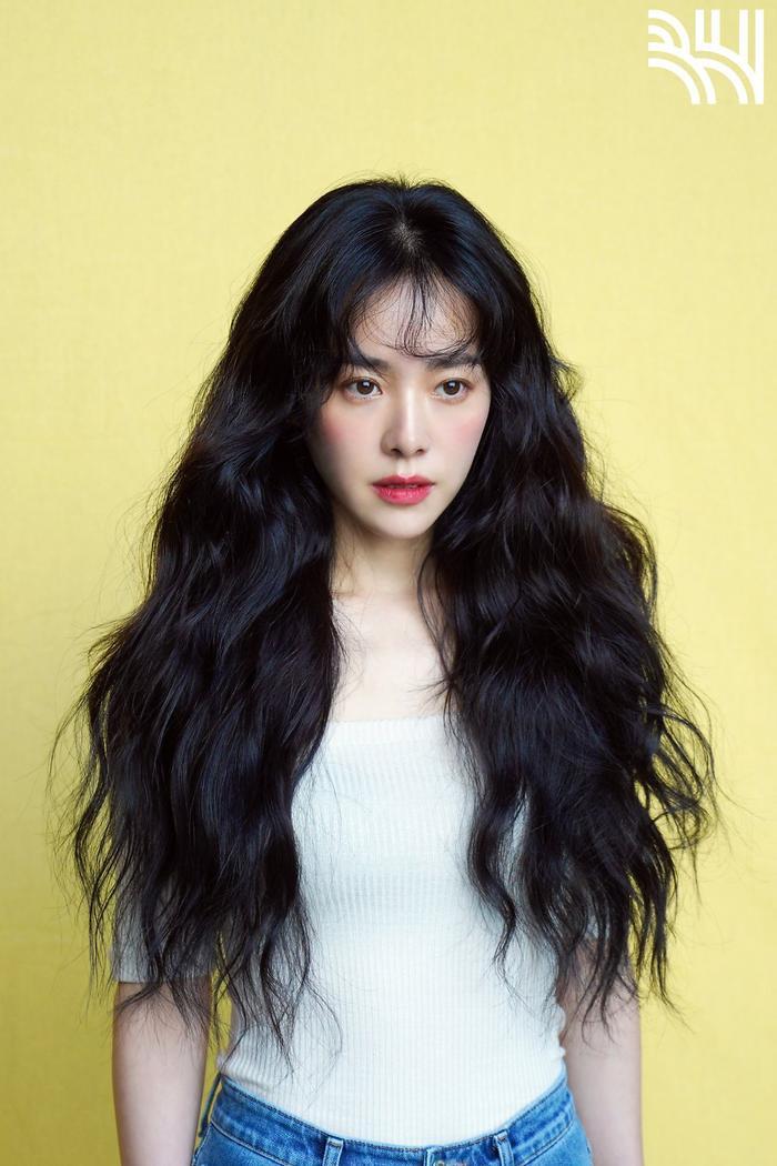 Han Ji Min khoe vòng một gợi cảm, xinh đẹp như idol tuổi 20 Ảnh 14