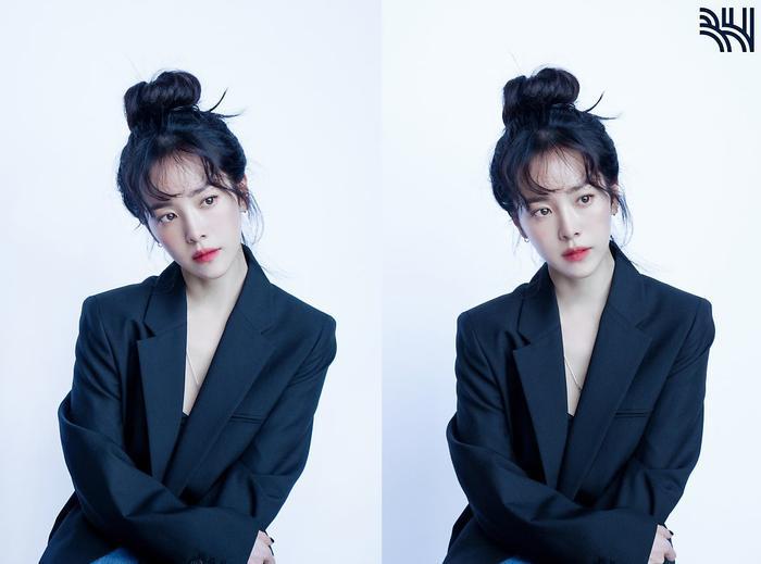 Han Ji Min khoe vòng một gợi cảm, xinh đẹp như idol tuổi 20 Ảnh 16