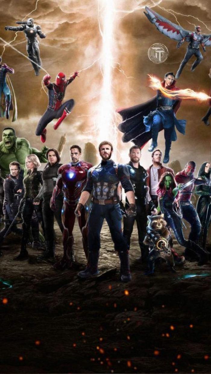 'Avengers 5': dàn siêu anh hùng trở lại cùng kẻ phản diện khôn