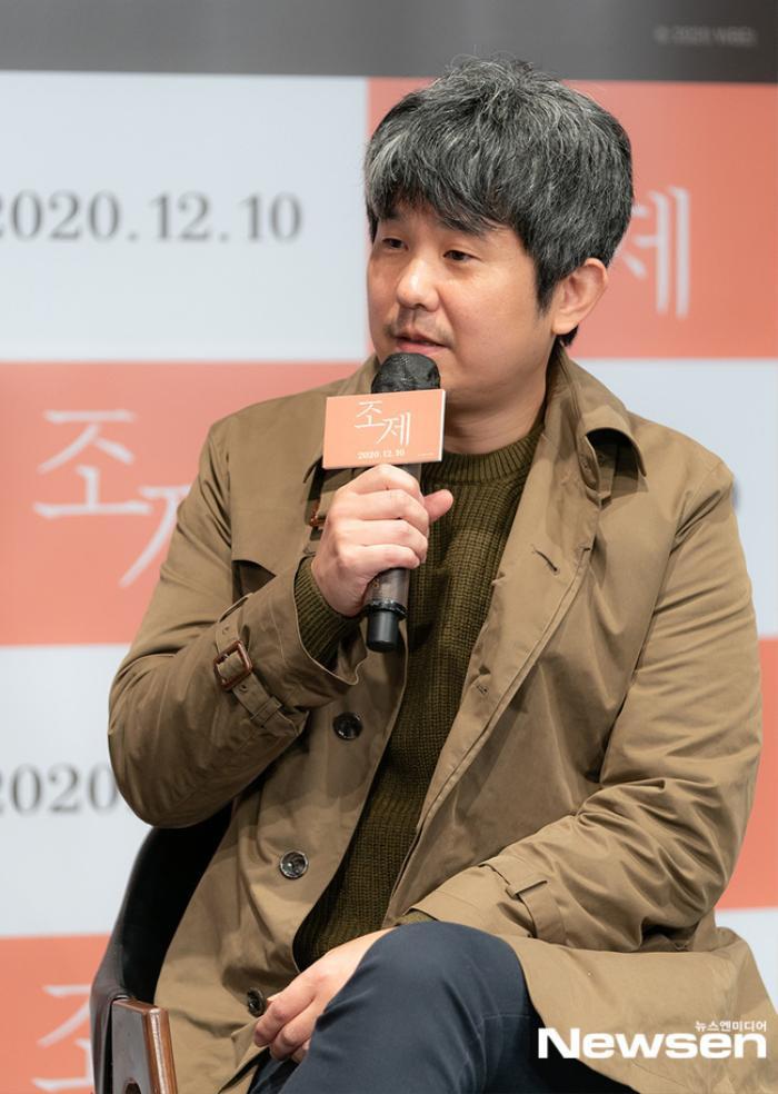Han Ji Min để mặt mộc, Nam Joo Hyuk không rửa mặt quay Josee: Đừng xem đây là phim của người khuyết tật! Ảnh 10