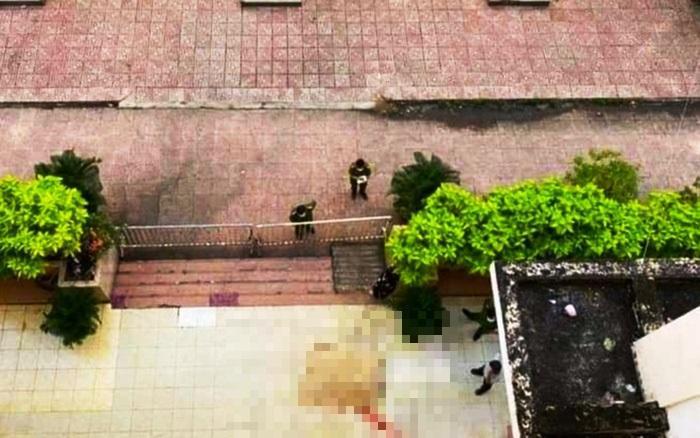 Cụ bà 78 tuổi rơi từ tầng 10 của một chung cư tại Sài Gòn xuống đất tử vong, nghi do trầm cảm Ảnh 1