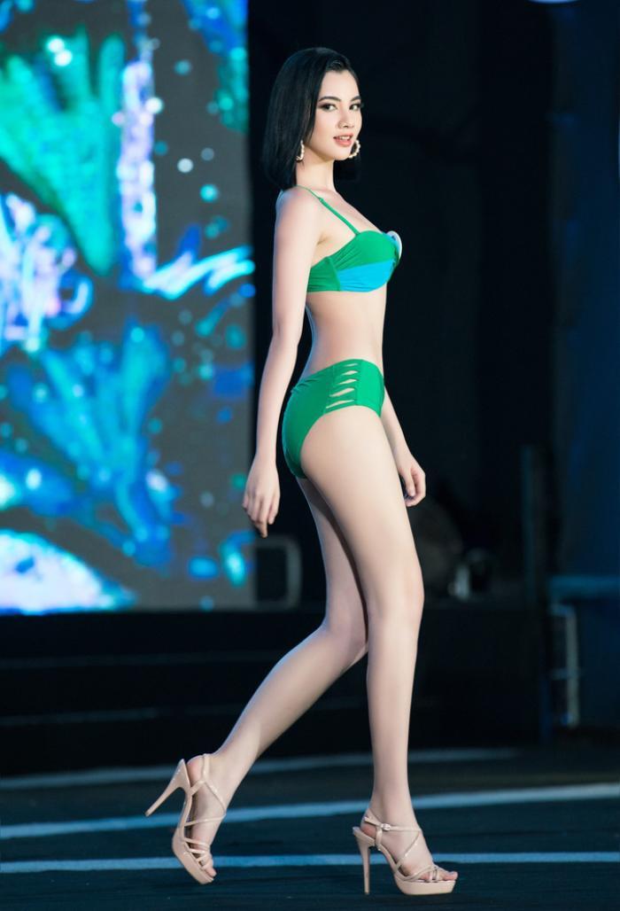 Cô gái có 'gương mặt đẹp nhất Hoa hậu Việt Nam 2020' giảm 10kg trong vòng 1 tháng để đi thi hoa hậu Ảnh 5