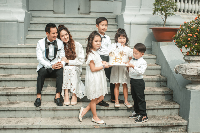 Lý Hải Minh Hà tiết lộ chuyện dở khóc dở cười trong đám cưới cách đây 10 năm của mình Ảnh 4