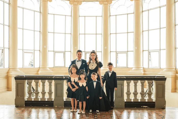 Lý Hải Minh Hà tiết lộ chuyện dở khóc dở cười trong đám cưới cách đây 10 năm của mình Ảnh 10