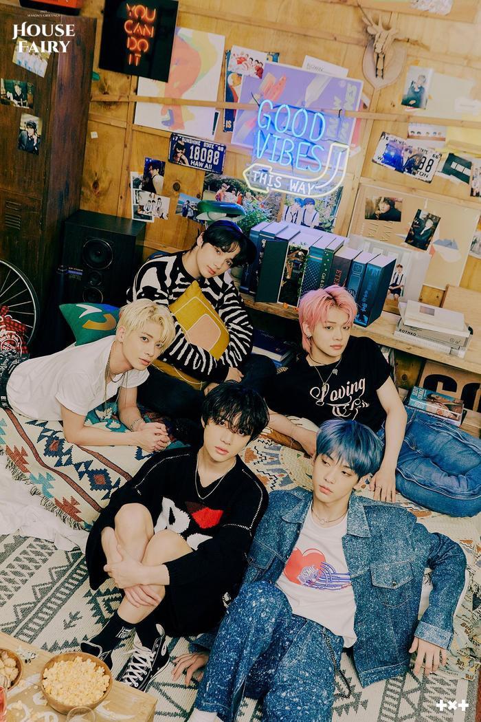 Mặt trận Kpop tại BXH World Album: TXT, BTS 'bao vây' BlackPink, girlgroup 'ảo' K/DA tham chiến Ảnh 2