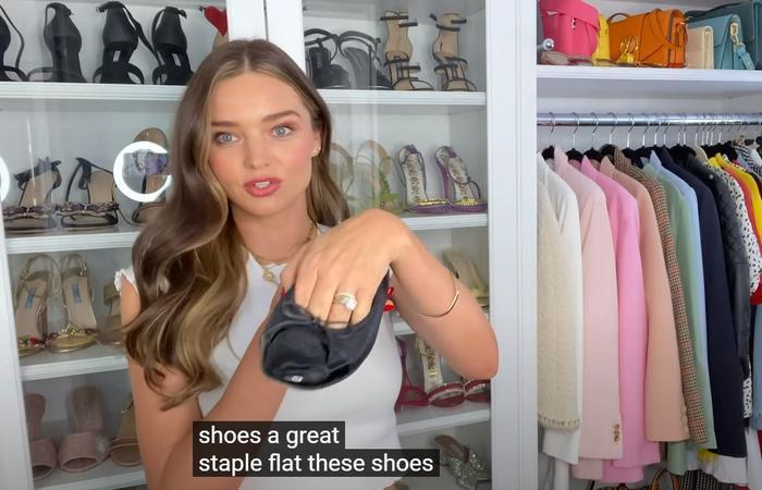 Thiên thần Miranda Kerr lần đầu tiết lộ tủ đồ và những món thời trang ruột Ảnh 3