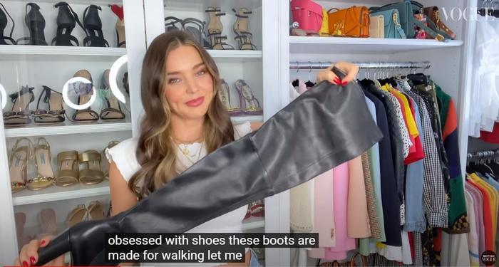 Thiên thần Miranda Kerr lần đầu tiết lộ tủ đồ và những món thời trang ruột Ảnh 6