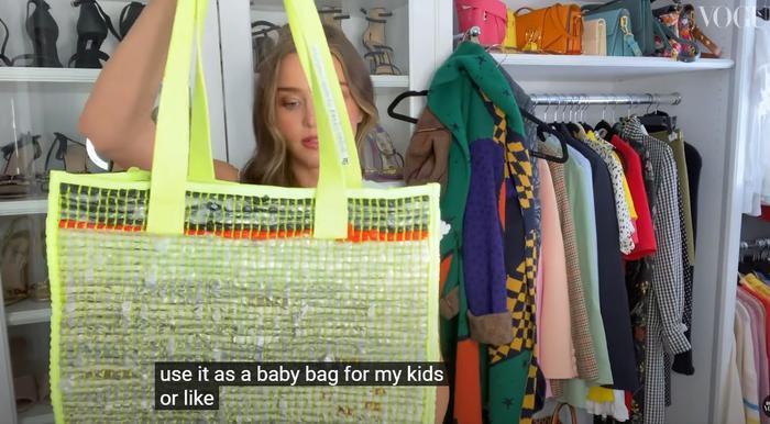 Thiên thần Miranda Kerr lần đầu tiết lộ tủ đồ và những món thời trang ruột Ảnh 14
