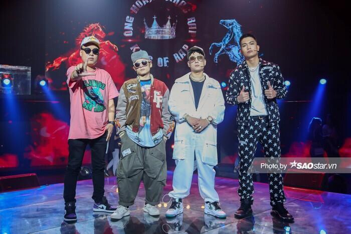 King of Rap gắn kết những cá nhân 'trái dấu' và triển vọng rực rỡ cho mùa 2 Ảnh 5