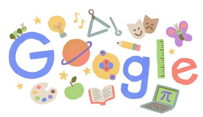 Google vinh danh ngày Nhà giáo Việt Nam 2020 trên trang chủ Ảnh 1