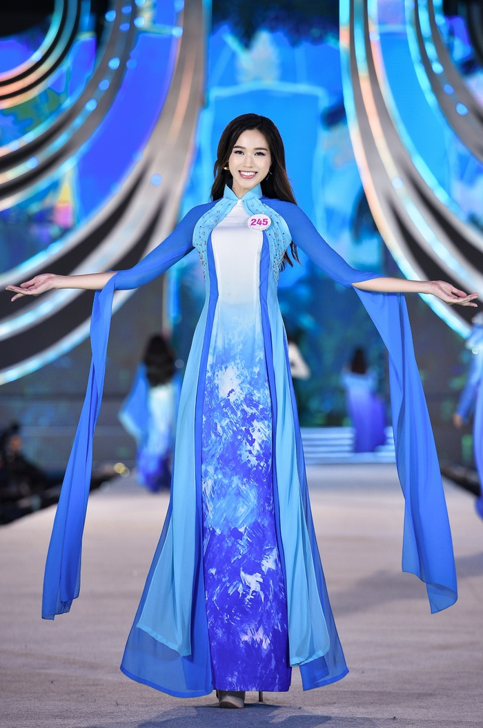 Hành trình trở thành Hoa hậu Việt Nam 2020 của Đỗ Thị Hà: Cô gái giấu gia đình đi thi sắc đẹp Ảnh 9