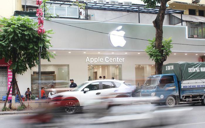 Cửa hàng Apple Center tại Việt Nam bị buộc phải gỡ logo 'Táo khuyết' Ảnh 2