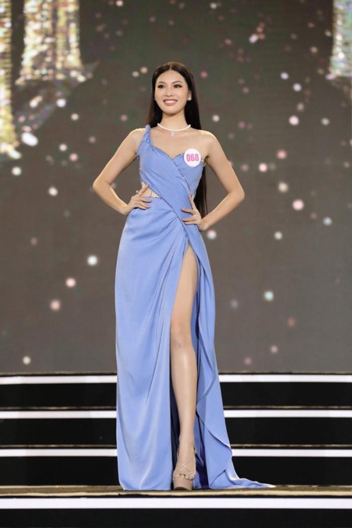 Ngắm nhan sắc xinh đẹp, ngọt ngào của Á hậu 2 'Hoa hậu Việt Nam 2020' Nguyễn Lê Ngọc Thảo Ảnh 12