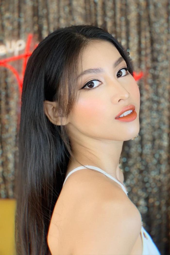 Ngắm nhan sắc xinh đẹp, ngọt ngào của Á hậu 2 'Hoa hậu Việt Nam 2020' Nguyễn Lê Ngọc Thảo Ảnh 14