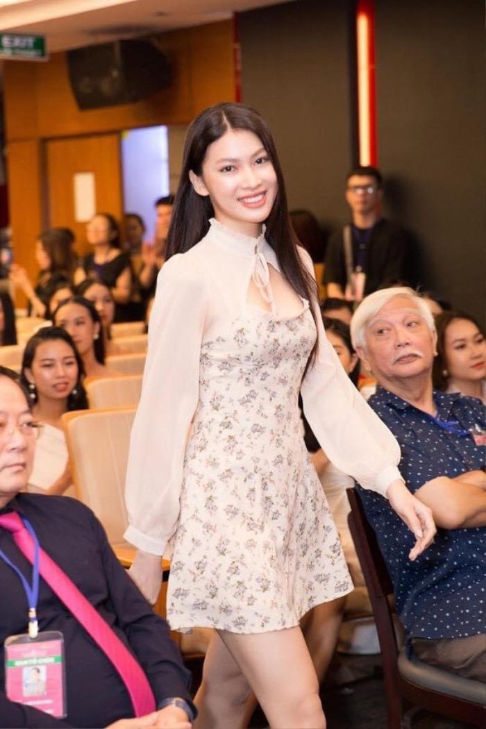 Ngắm nhan sắc xinh đẹp, ngọt ngào của Á hậu 2 'Hoa hậu Việt Nam 2020' Nguyễn Lê Ngọc Thảo Ảnh 17