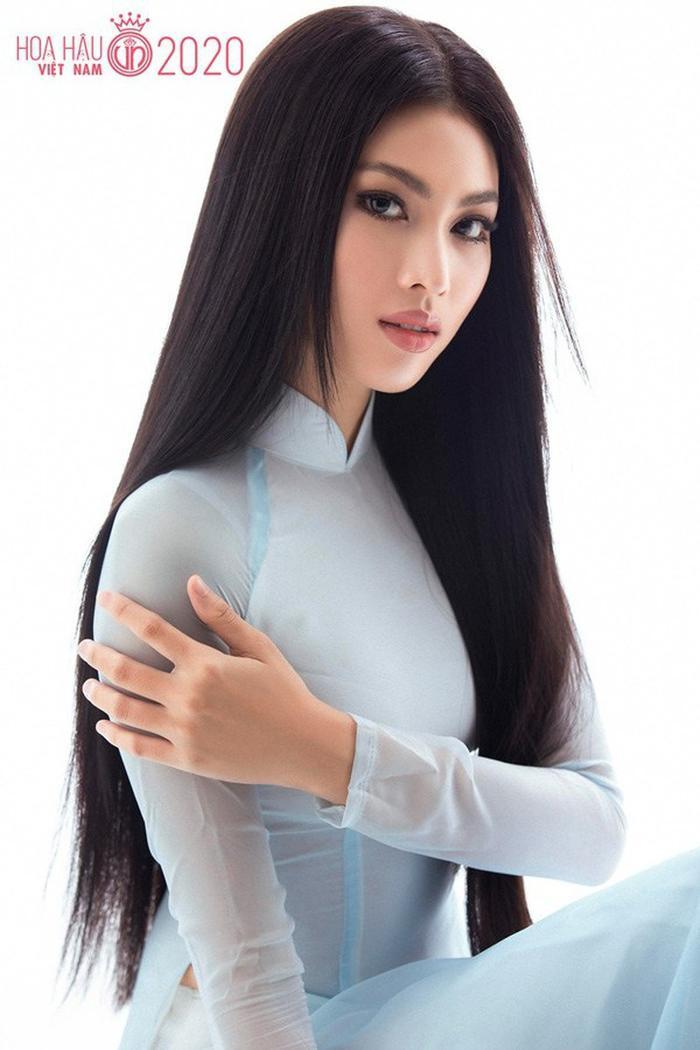 Ngắm nhan sắc xinh đẹp, ngọt ngào của Á hậu 2 'Hoa hậu Việt Nam 2020' Nguyễn Lê Ngọc Thảo Ảnh 2