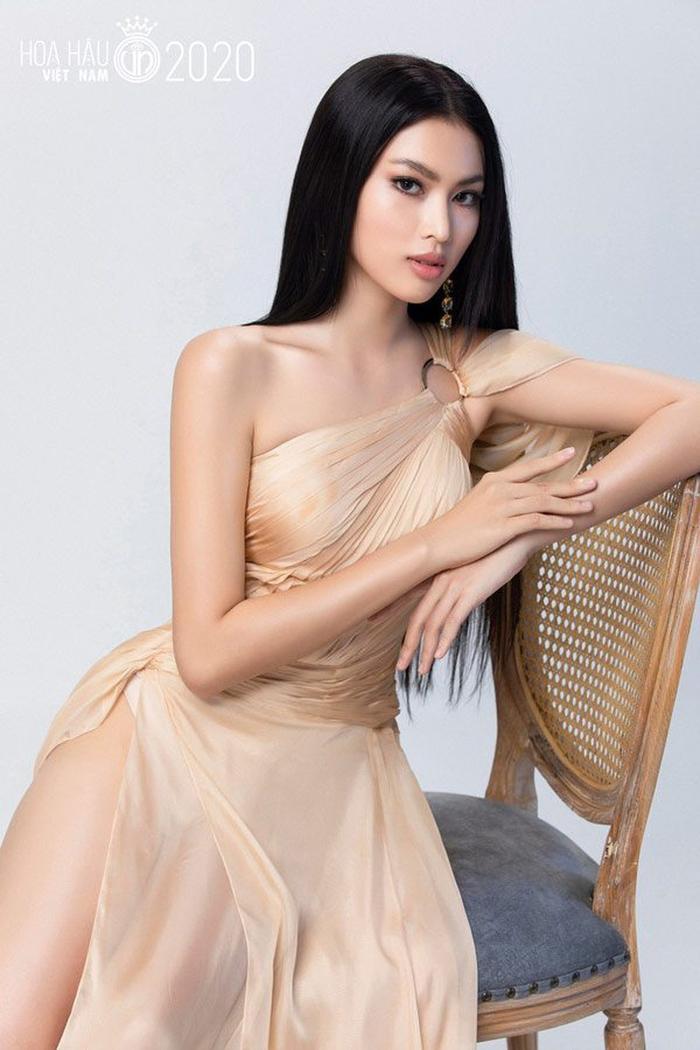 Ngắm nhan sắc xinh đẹp, ngọt ngào của Á hậu 2 'Hoa hậu Việt Nam 2020' Nguyễn Lê Ngọc Thảo Ảnh 3