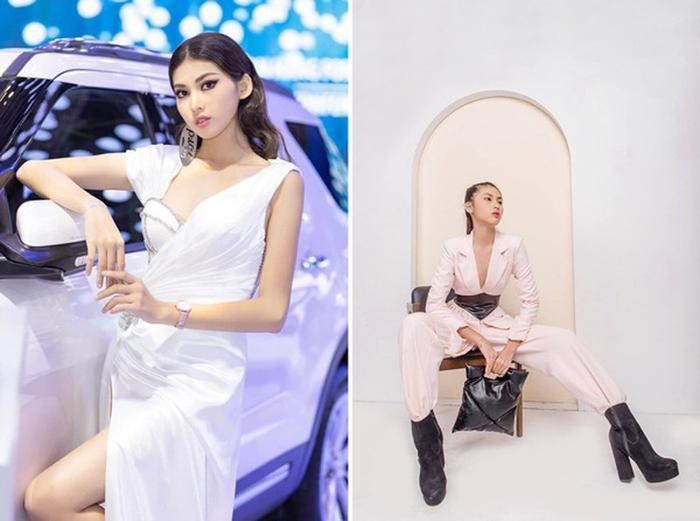 Ngắm nhan sắc xinh đẹp, ngọt ngào của Á hậu 2 'Hoa hậu Việt Nam 2020' Nguyễn Lê Ngọc Thảo Ảnh 6