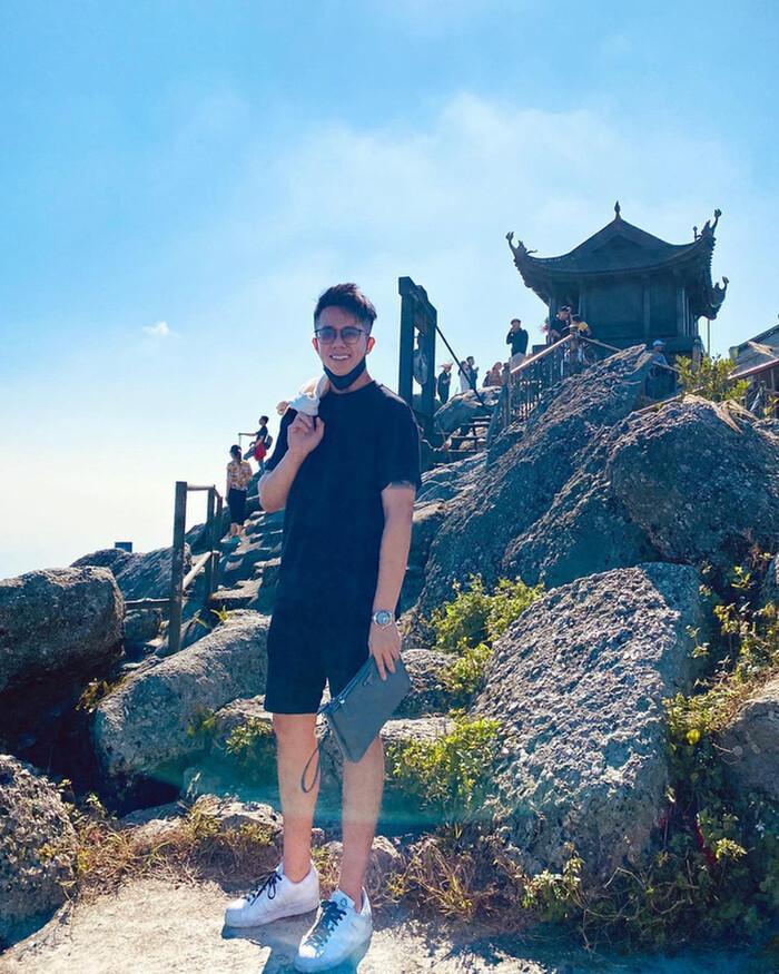 Hậu lùm xùm bị tẩy chay, Matt Liu gây chú ý với hành động kỷ niệm 5 tháng quen Hương Giang Ảnh 4