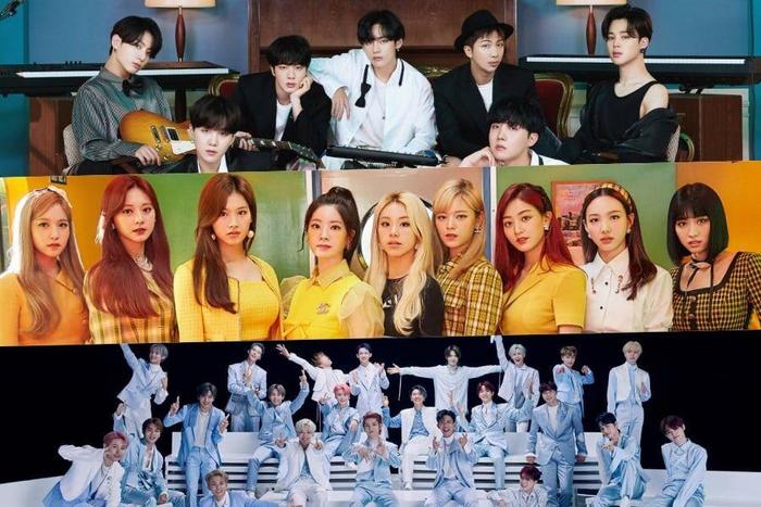 BXH thương hiệu nhóm nhạc KPop tháng 11/2020: Twice thăng hạng 'chiến' với BTS, BlackPink 'rớt' top 3 Ảnh 1
