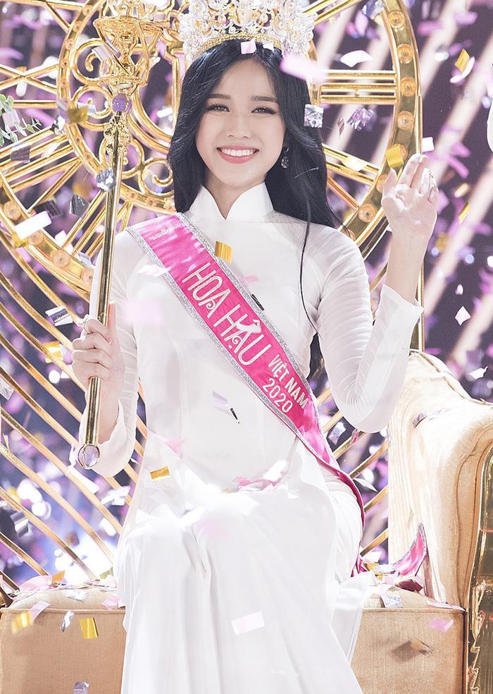 Sau khi đăng quang, Hoa Hậu Việt Nam 2020 Đỗ Thị Hà có thêm hàng chục ngàn người theo dõi trên MXH Ảnh 2