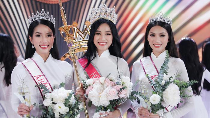 Sau khi đăng quang, Hoa Hậu Việt Nam 2020 Đỗ Thị Hà có thêm hàng chục ngàn người theo dõi trên MXH Ảnh 1