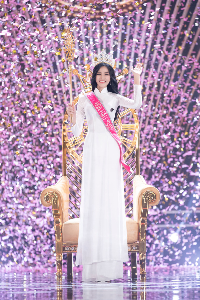 Sau khi đăng quang, Hoa Hậu Việt Nam 2020 Đỗ Thị Hà có thêm hàng chục ngàn người theo dõi trên MXH Ảnh 4
