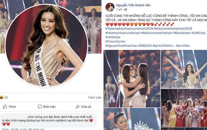 Hoa hậu Việt Nam 2020 Đỗ Thị Hà bị giả mạo trên Facebook Ảnh 8